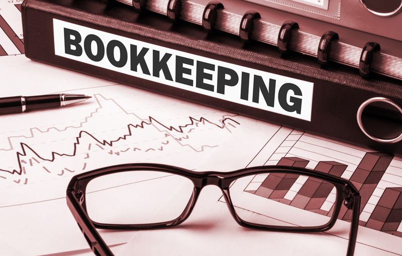 Bookkeeping Binder